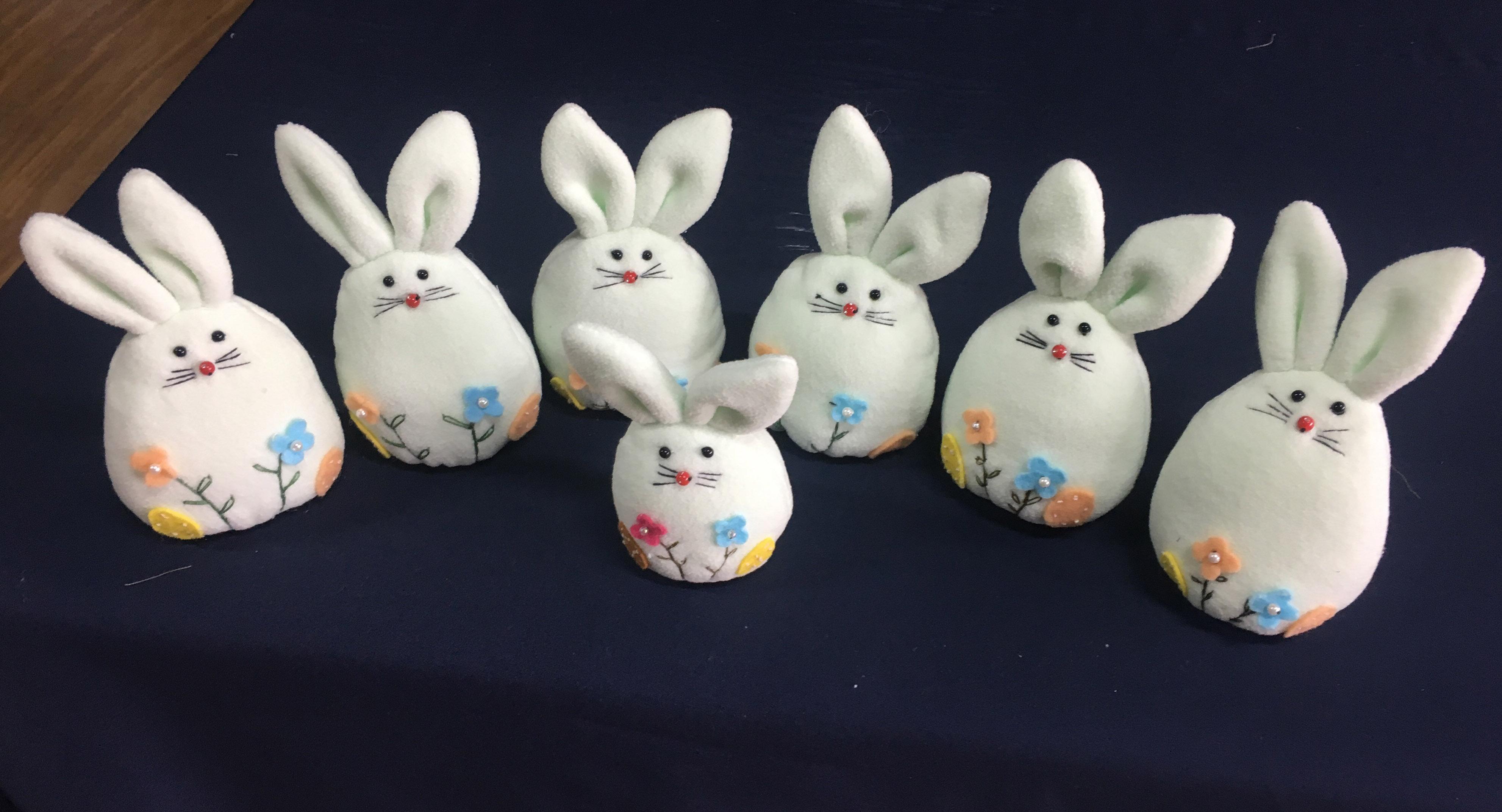 這一隻隻超Q的「善兔」,製作精美又可愛,「善兔」-「善」,代表它的生產地是「善化」,更寓意「行善」,滿滿的祝福,期待人人將善念化作善行,惜福更造福。