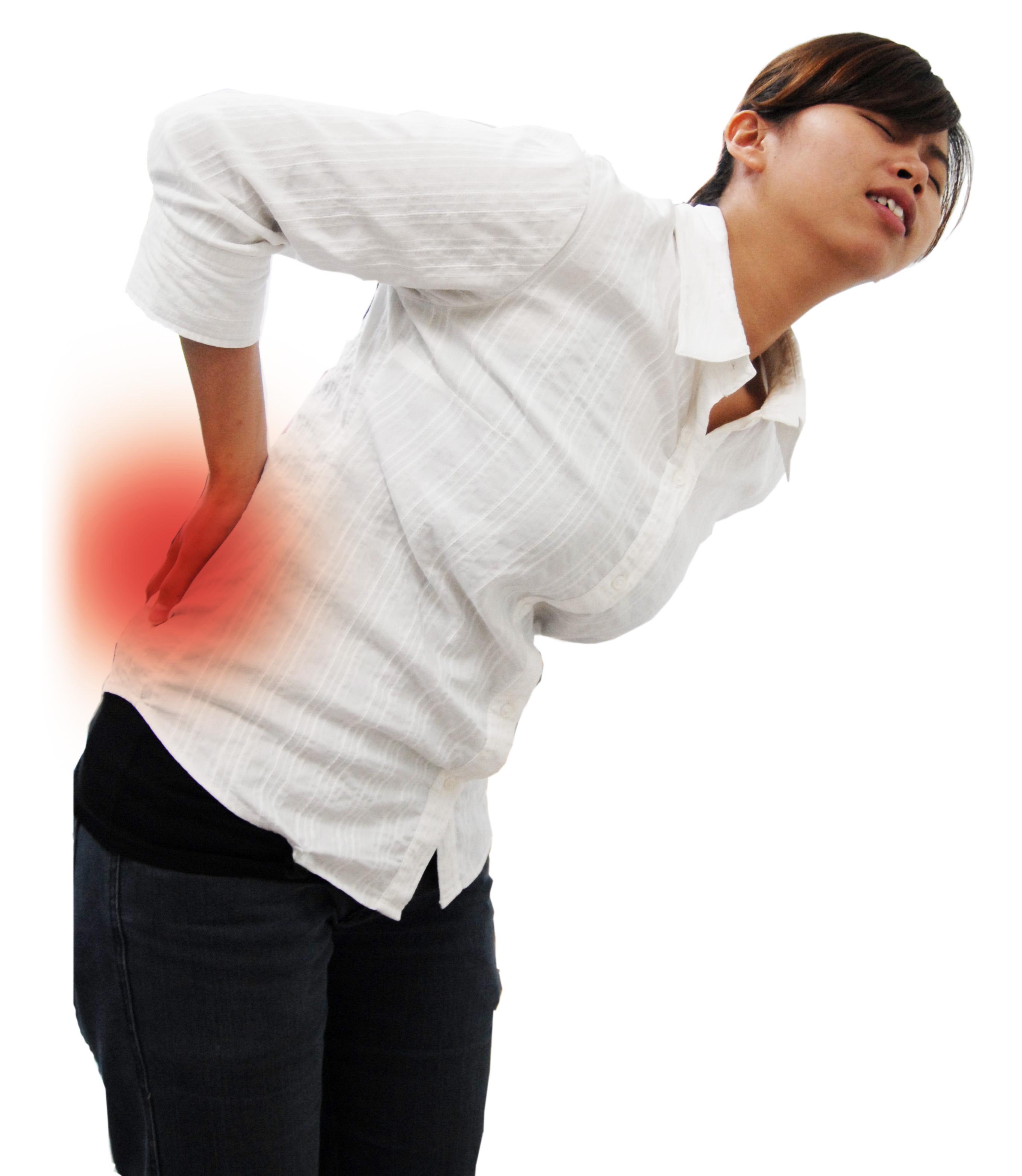 有些病人背痛好幾年了都沒有改善,不斷地吃止痛藥,最後症狀不但沒好,反而還吃到胃出血。
