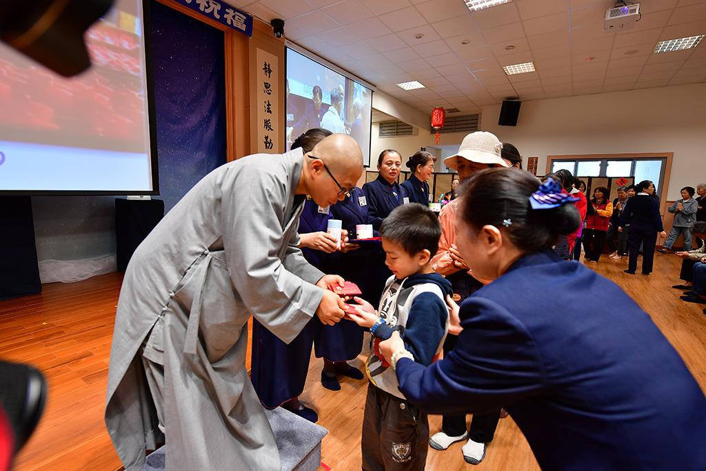 苗栗縣在11月30日分別在苗栗慈濟園區、頭份慈濟聯絡處舉行共3場感恩會,共約1千7百人出席。