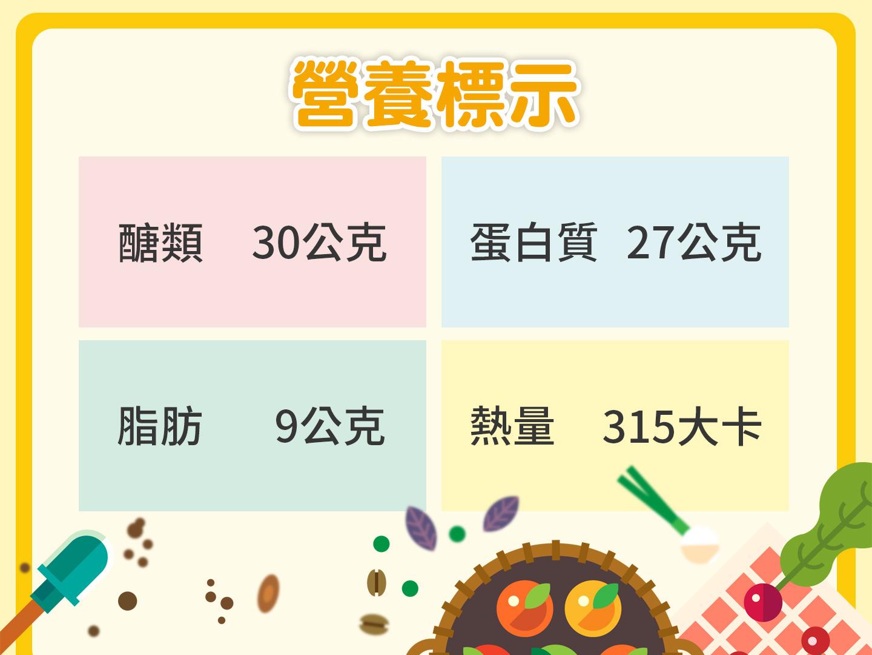 此道料理含有多種獨特的青花素,如花青素、茄紅素、胡蘿蔔素等。