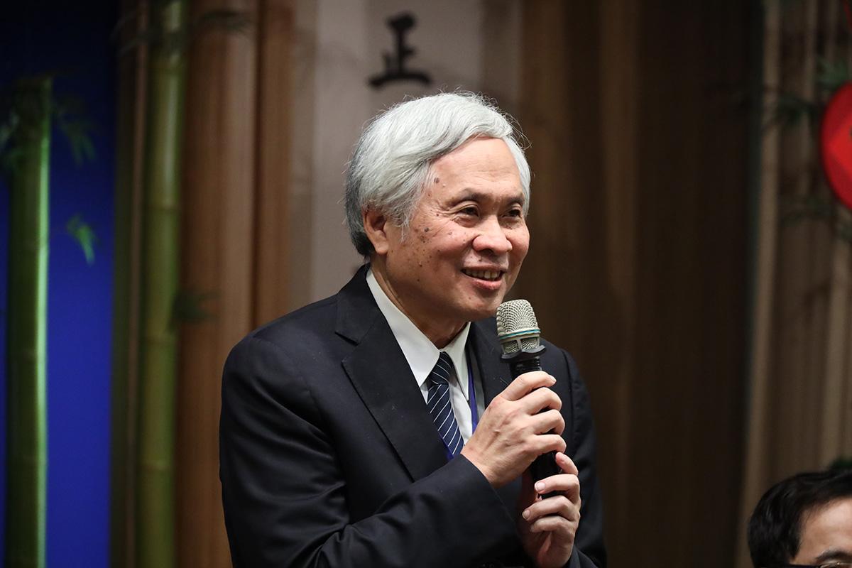 慈濟教育志業體執行長王本榮