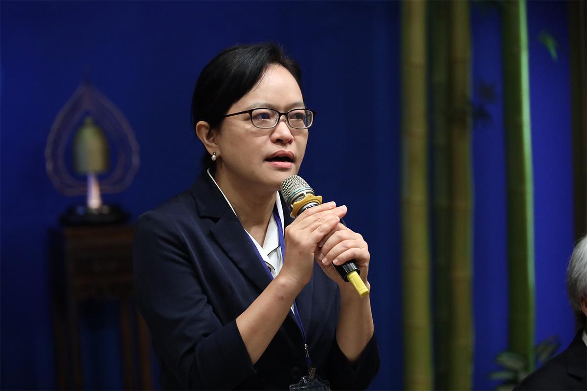 慈濟大學校長劉怡均