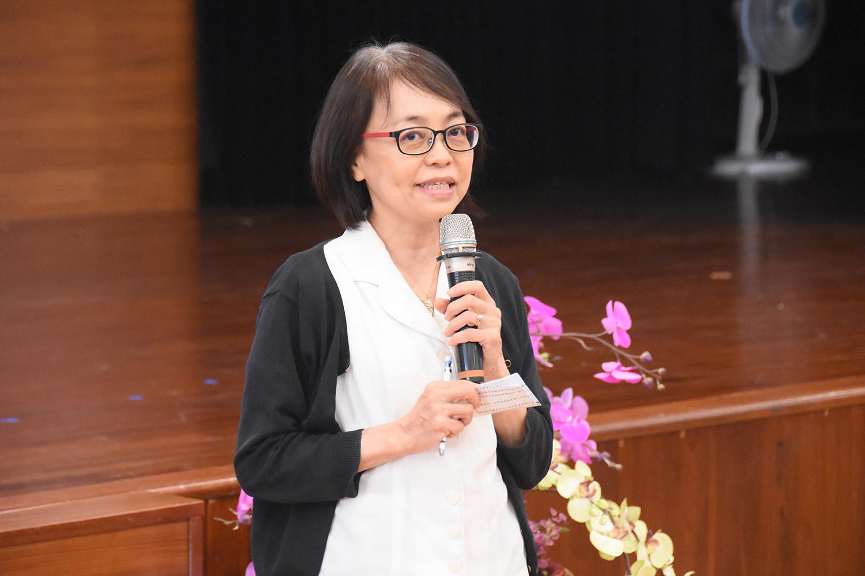 慈濟科技大學護理系主任張紀萍表示,校方必定認真要求課業。