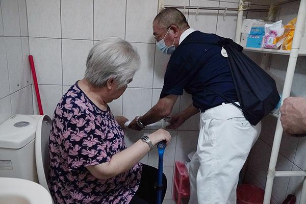 目前在臺南市北區及善化區已有部分社區住戶陸續施作完工,提升整體環境的安全性。