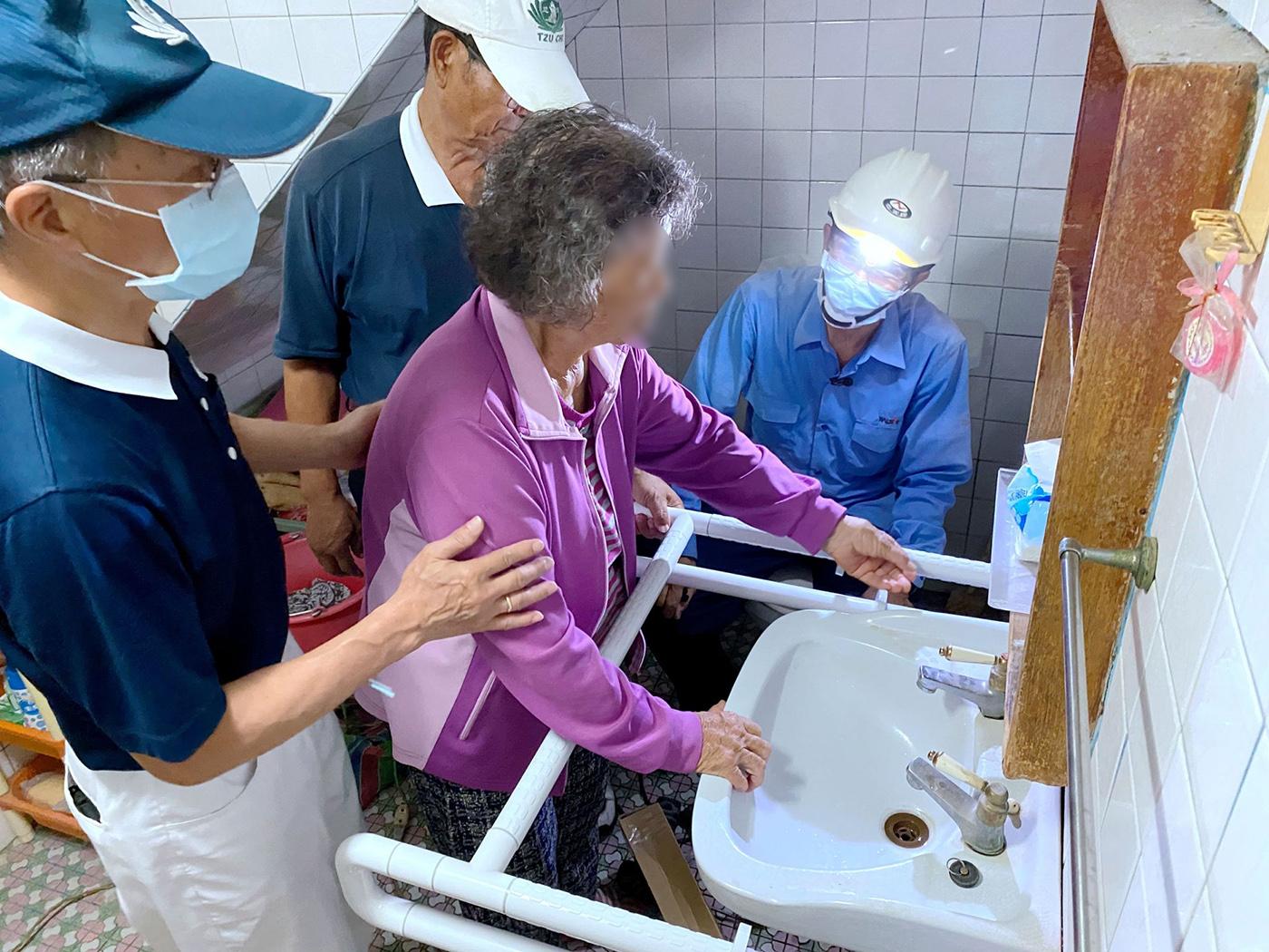 今年(2020年)一月慈濟基金會與臺南市政府簽訂合作共善備忘錄,其中,在慈善關懷層面將推動「安穩家園、美善社區」計畫。