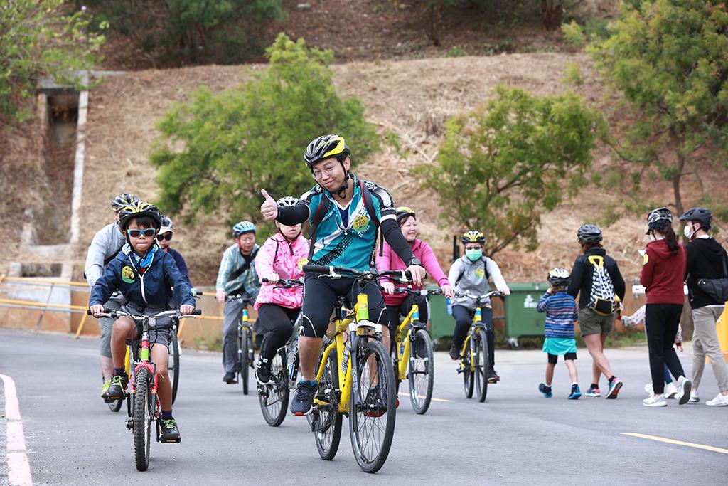 台中自行車嘉年華-單車小鎮輕鬆遊。