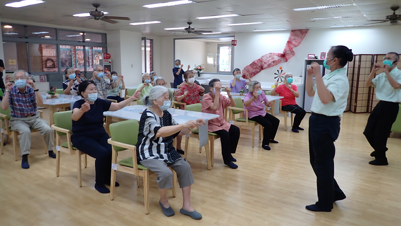 結合慈善、醫療資源的慈濟「高雄日照中心」於24日正式啟用,提供長輩最貼心、真切的安老服務。