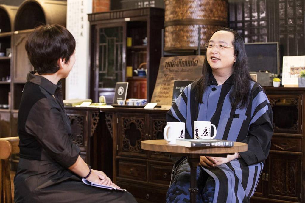 天才IT大臣唐鳳喜愛科幻文學。