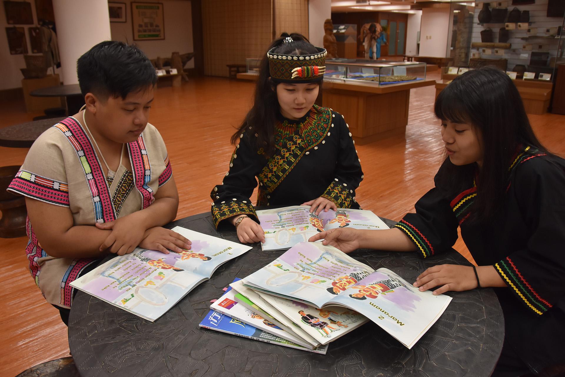 原住民公費生求學五年不用負擔學雜費。