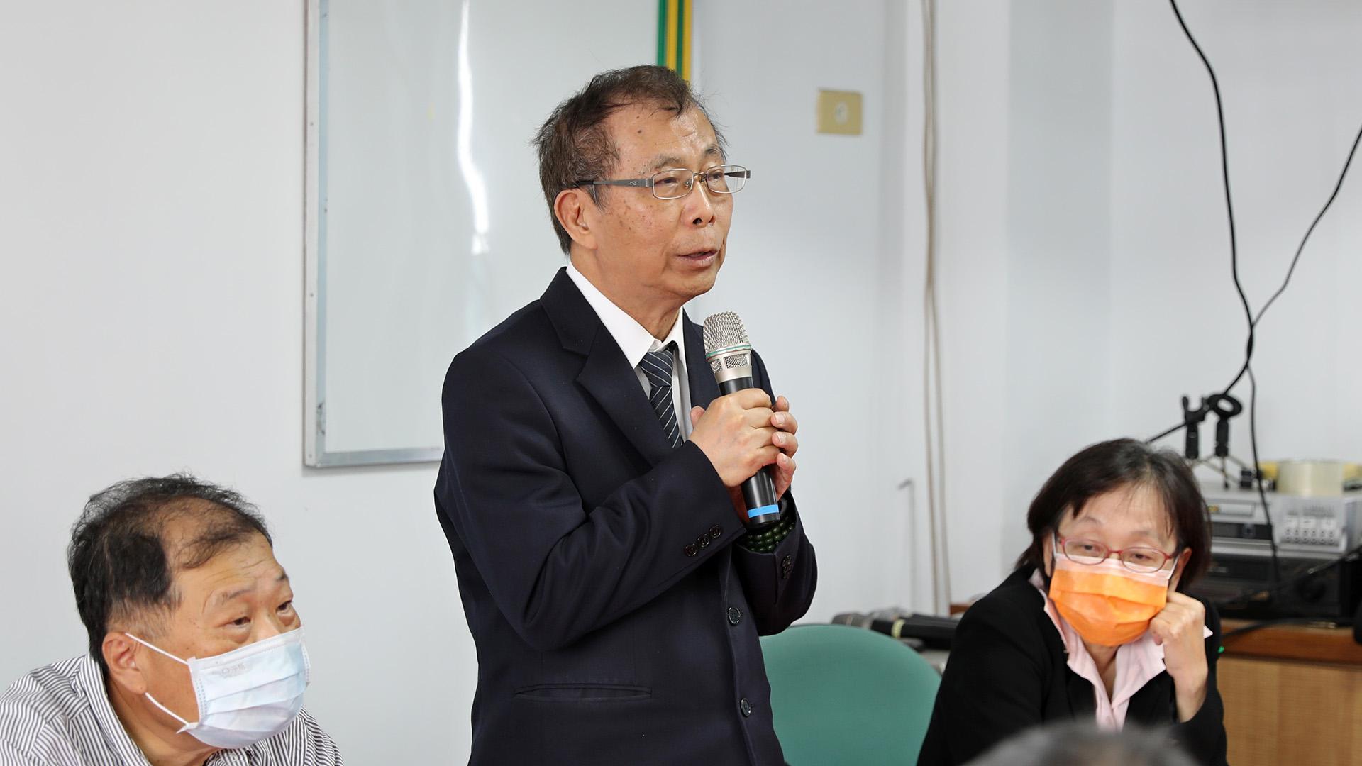 花蓮慈濟醫院吳彬安副院長。