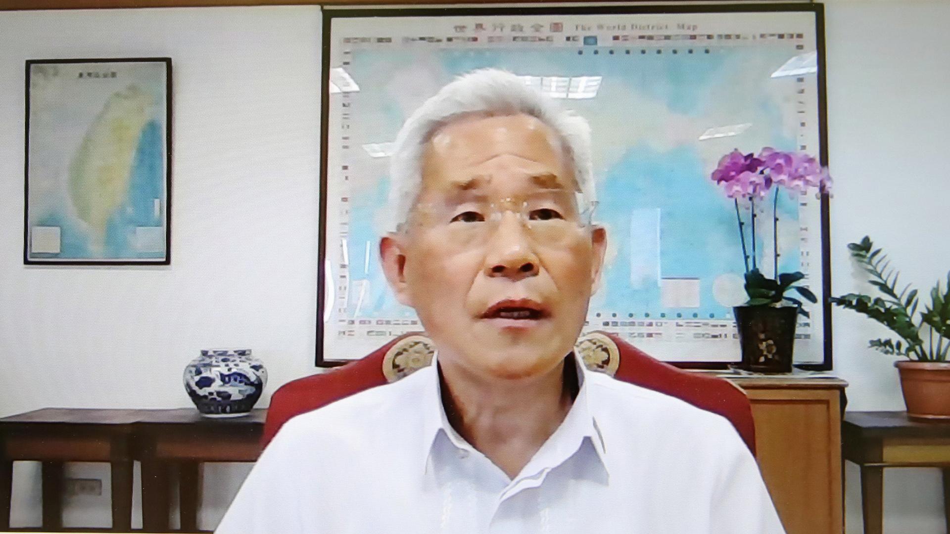 駐菲律賓代表處大使徐佩勇表示,很感恩慈濟舉辦骨髓移植及中醫相關課程,期待能幫助菲律賓醫師學習到更多的相關專業知識。