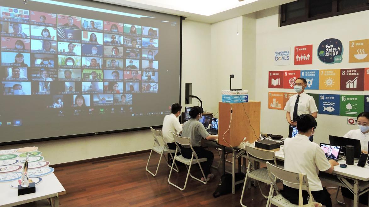 由慈濟基金會主辦「青年公益實踐計畫」邁入第四屆,共吸引全臺青年團隊提案共計127件參選,最終錄取11組於9月11日下午舉辦「線上Demoday」活動。