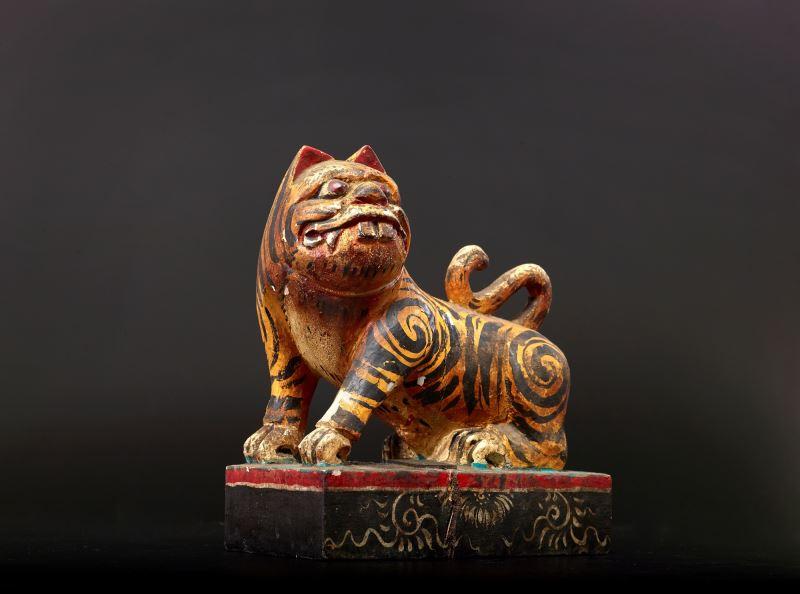 傳藝動物園-虎爺,既能祛除凶邪、保境安民,又能保護孩童長大的「虎爺」,是相當受歡迎的信仰神。